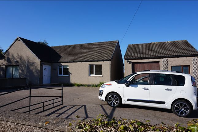 Thumbnail Detached bungalow for sale in Crossroads, Keith
