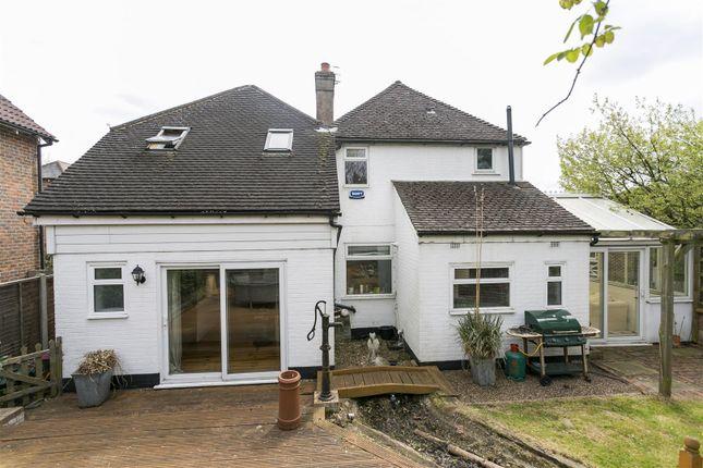 Thumbnail Detached house for sale in Brook Lane, Tonbridge