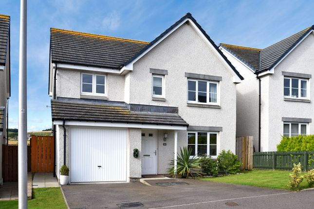 Thumbnail Detached house for sale in Michael Tunstall Place Aberdeenshire, Scotland, Newtonhill, Stonehaven