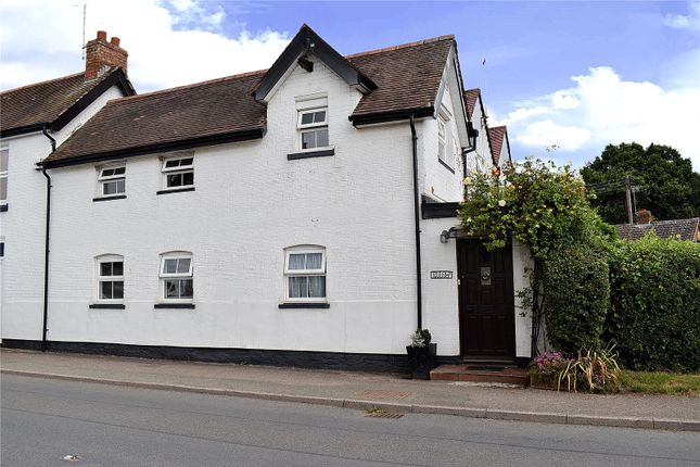 Thumbnail Semi-detached house for sale in Martley Road, Lower Broadheath, Worcester