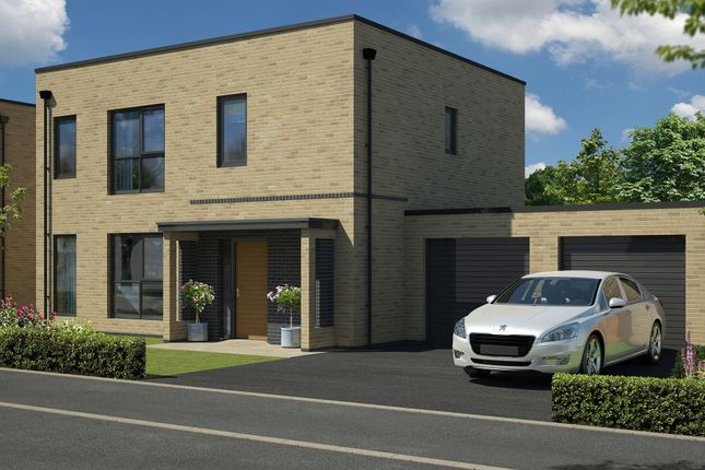 "Thumbnail Detached house for sale in ""The Hemlock"" at Mount Ridge, Birtley, Chester Le Street"