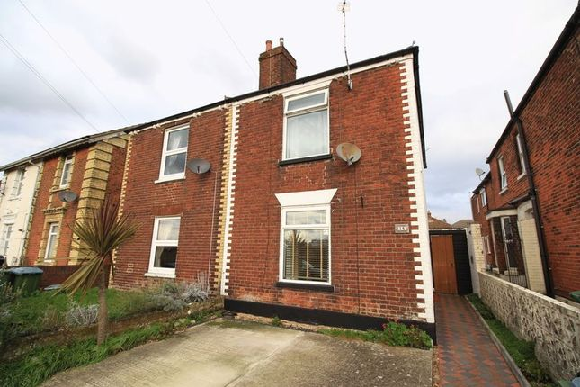Thumbnail Semi-detached house for sale in Elgin Road, Southampton