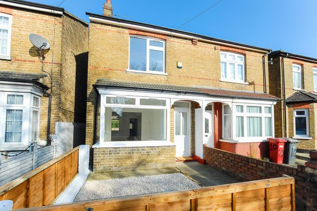Thumbnail Semi-detached house for sale in Queens Road, Slough, Berkshire