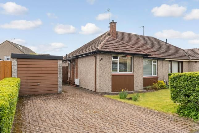 Thumbnail Bungalow for sale in Stirling Drive, Bishopbriggs, Glasgow, East Dunbartonshire