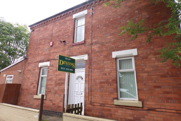 Thumbnail Property to rent in Parkes Street, Smethwick