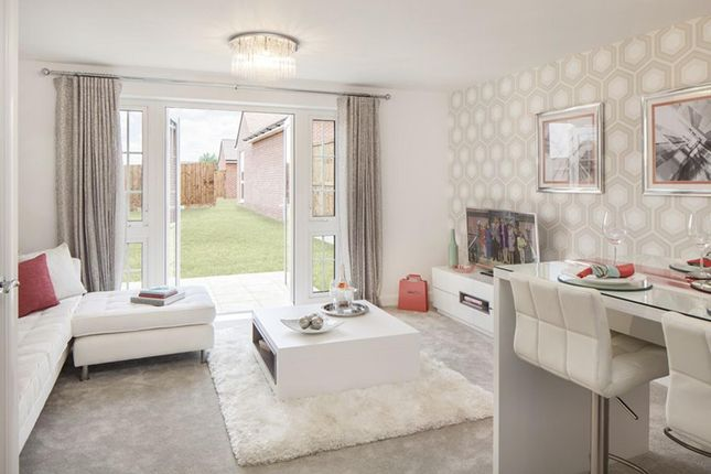 """Thumbnail End terrace house for sale in """"Barwick"""" at Windsor Avenue, Newton Abbot"""