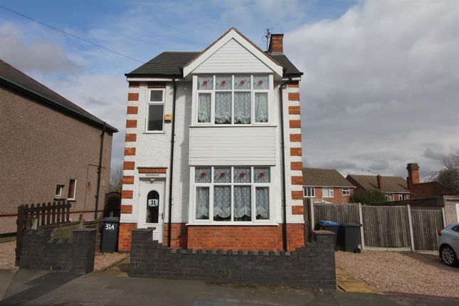 Thumbnail Flat for sale in The Cloisters, Wood Street, Earl Shilton, Leicester