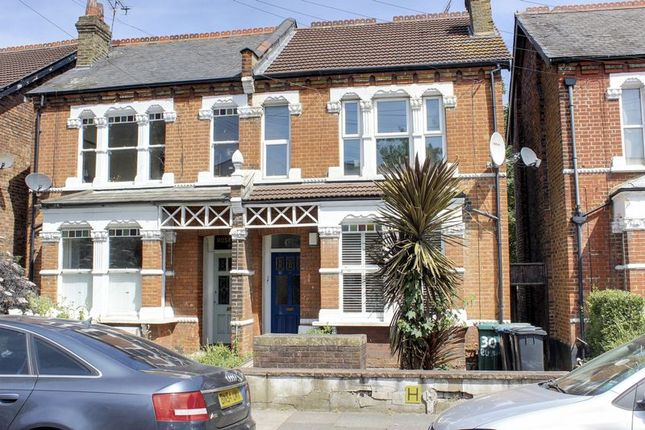 Thumbnail Flat for sale in Elmdale Road, Palmers Green