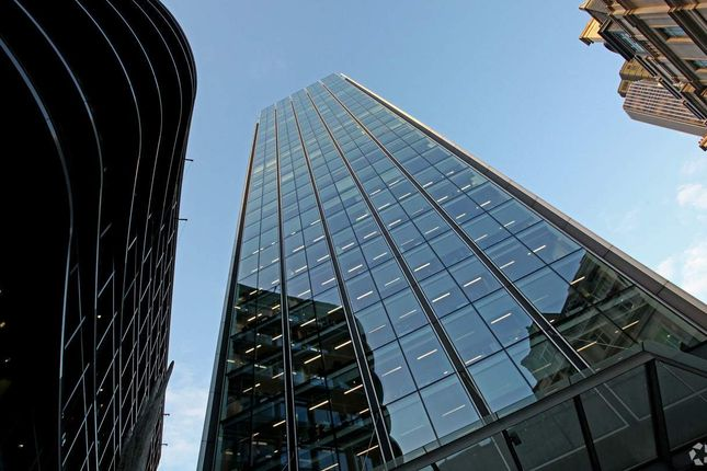 Thumbnail Office to let in 125 Old Broad Street, London