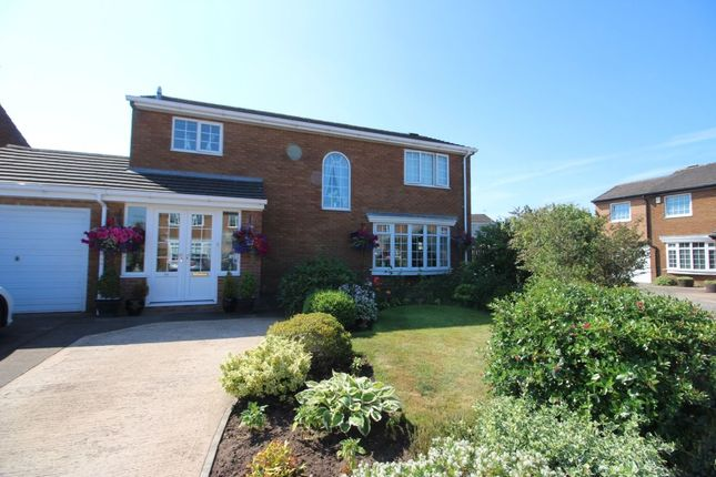 Thumbnail Detached house for sale in Newfield Drive, Carlisle