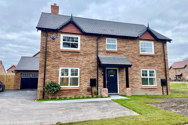 Thumbnail Property to rent in Grimshaw Close, Wilmslow