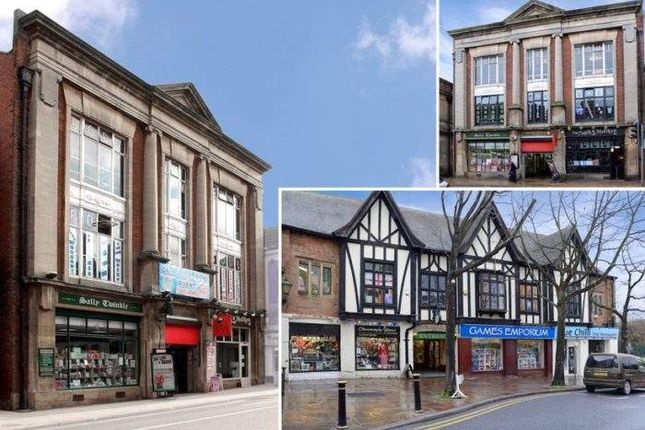 Thumbnail Retail premises for sale in 1-15 Handley Arcade, Mansfield, Mansfield, Nottinghamshire