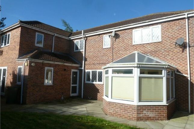 Thumbnail Detached house for sale in Orchard Close, Eggborough, Goole, North Yorkshire