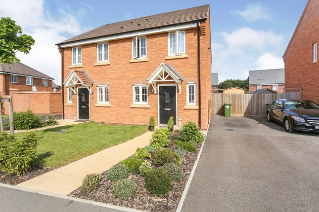 Semi-detached house for sale in Damson Way, Bidford On Avon, Alcester