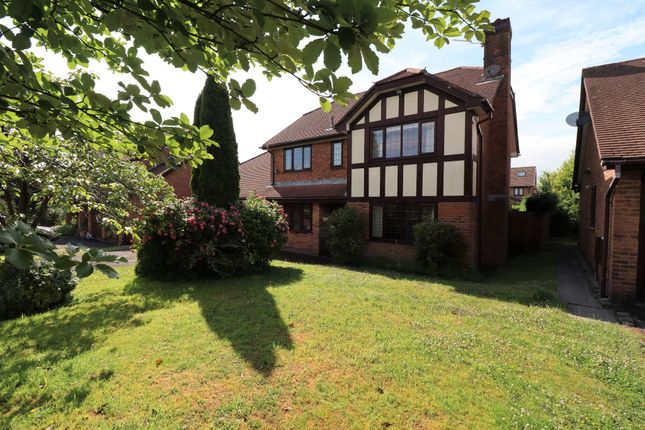 Thumbnail Detached house to rent in The Brambles, Blackburn