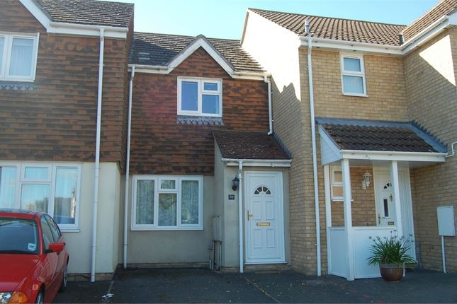 Thumbnail Terraced house to rent in Warboys, Huntingdon, Cambridgeshire