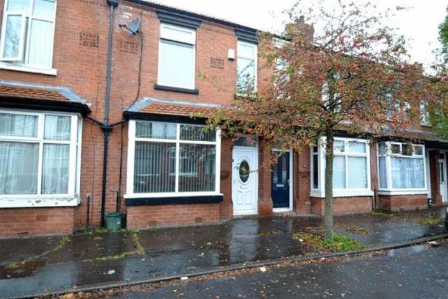 Thumbnail Terraced house for sale in Hawarden Avenue, Whalley Range, Manchester
