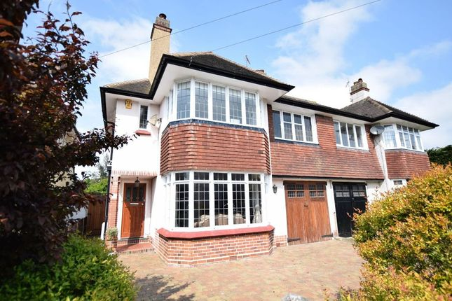 Thumbnail Semi-detached house for sale in Victoria Road, Clacton-On-Sea