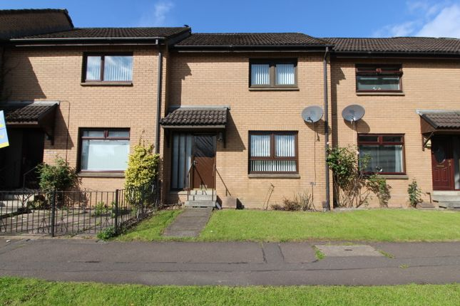 Thumbnail Terraced house for sale in Forrest Street, Airdrie