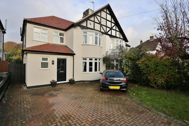 4 bed semi-detached house for sale in Kingsway, West Wickham