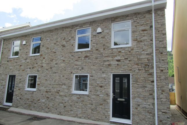 Thumbnail Semi-detached house for sale in Plot 2 Brynhyfryd Street, Cwmaman, Aberdare