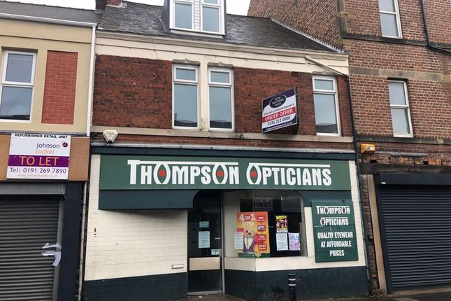 Thumbnail Property to rent in High Street East, Wallsend