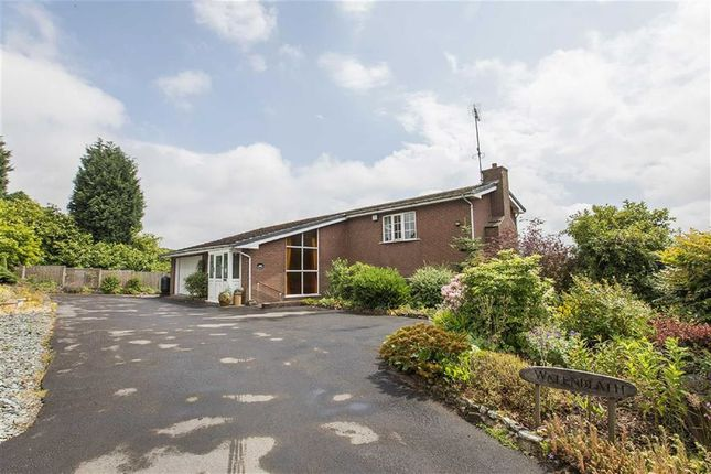 Thumbnail Detached house for sale in Birchall Close, Leek