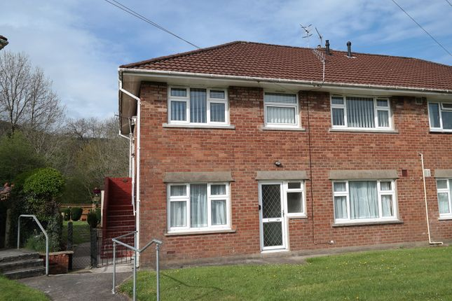 Thumbnail Flat for sale in Ty Fry, Aberdare