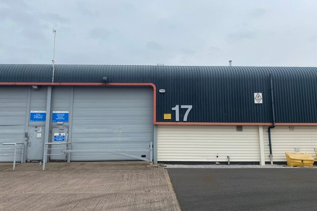 Thumbnail Industrial to let in Wharf, Warrington