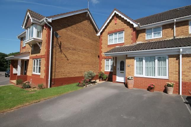 Thumbnail Semi-detached house for sale in Coopers Drive, Yate, Bristol, South Gloucestershire