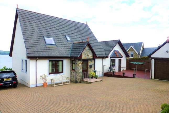 Thumbnail Detached house for sale in 41 Eccles Road, Hunters Quay, Dunoon