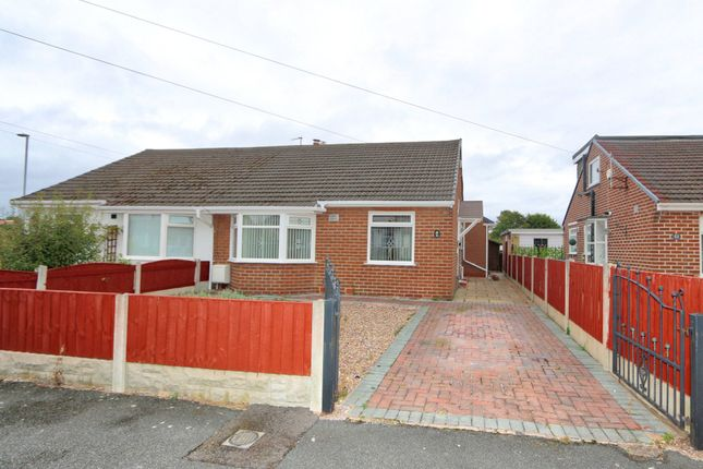 2 bed semi-detached bungalow for sale in Sandy Lane, Irlam, Manchester M44