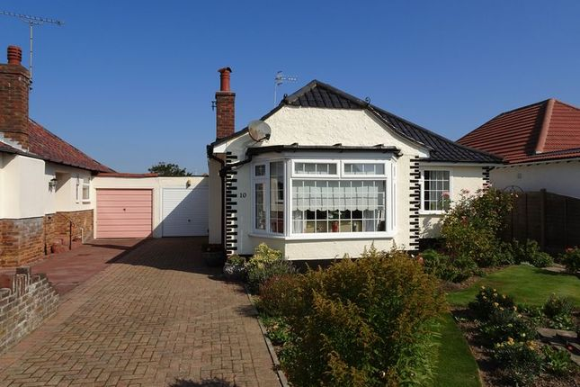 Thumbnail Detached bungalow for sale in Crowborough Drive, Goring-By-Sea, Worthing