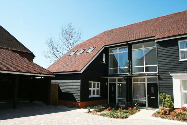Thumbnail Semi-detached house to rent in Goodchild Square, Odiham, Hook