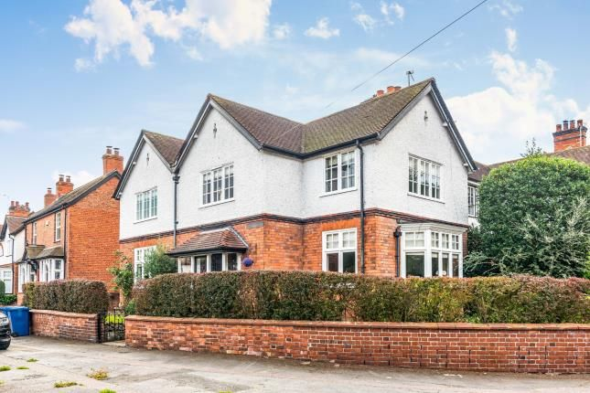 Thumbnail Semi-detached house for sale in St. Chads Road, Off Gaia Lane, Lichfield, Staffordshire