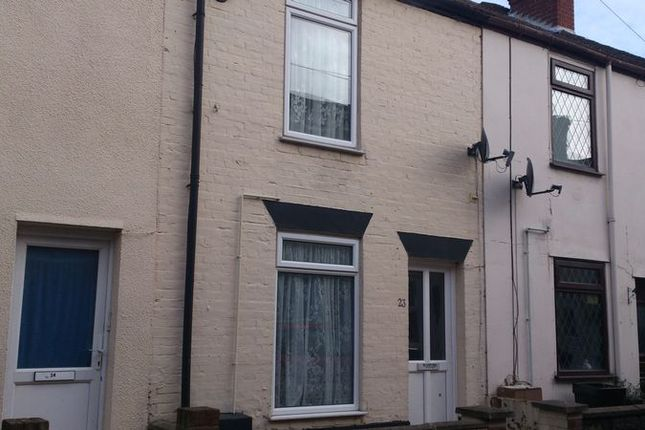 Thumbnail Terraced house to rent in Manby Road, Gorleston, Great Yarmouth