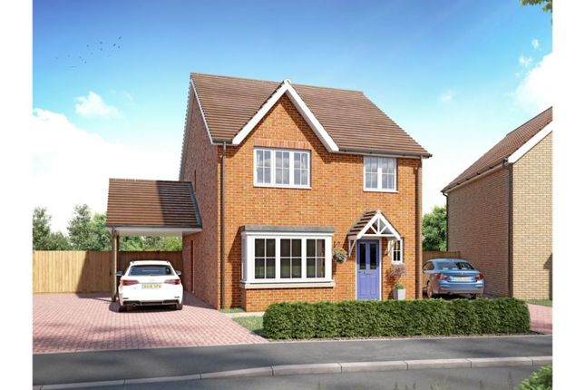 "Thumbnail Property for sale in ""The Romsey"" at Wetherden Road, Elmswell, Bury St. Edmunds"