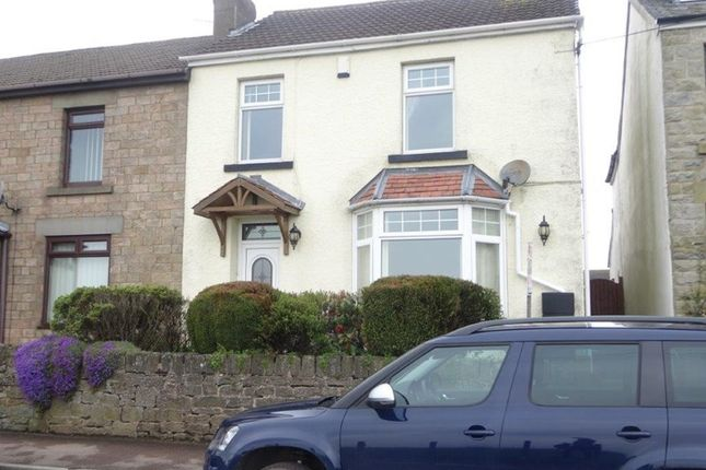 Thumbnail Semi-detached house for sale in Littledean Hill Road, Cinderford