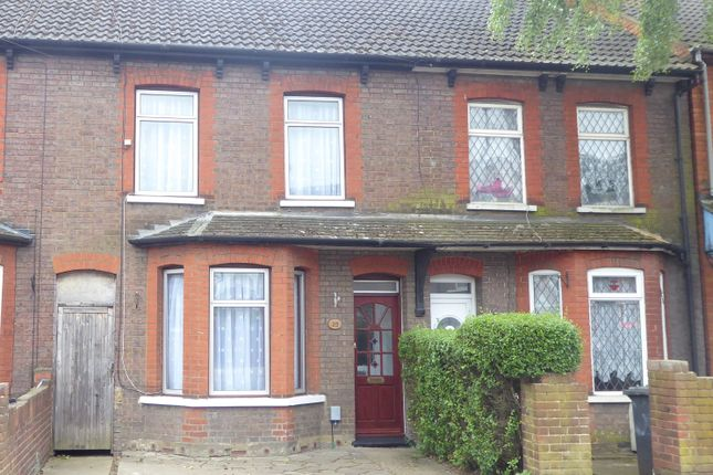 Thumbnail Property to rent in Grange Avenue, Luton, Bedfordshire