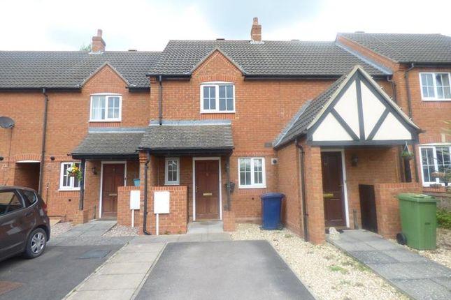 Thumbnail Terraced house to rent in Tudor Close, Churchdown, Gloucester