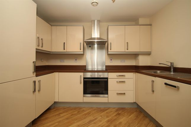 Thumbnail Flat to rent in Handley Court, Selden Hill, Hemel Hempstead
