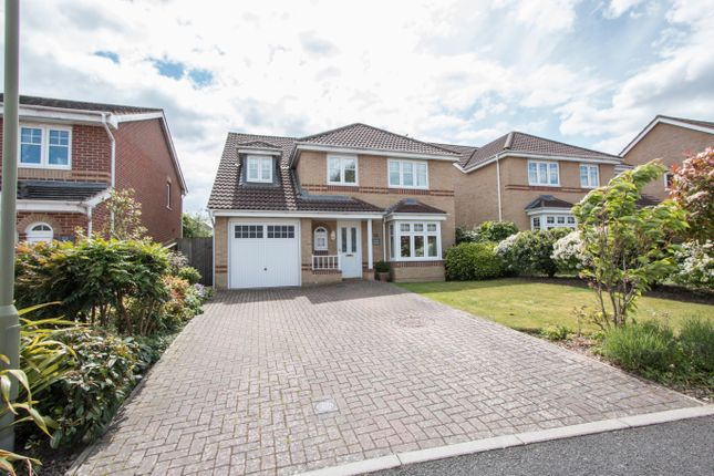 Thumbnail Detached house for sale in The Crossways, Chandler's Ford, Eastleigh