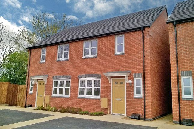 3 bed semi-detached house for sale in Ladkin Close, Sileby, Loughborough, Leicestershire