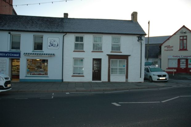 Thumbnail End terrace house for sale in Cawdor Terrace, Newcastle Emlyn, Carmarthenshire