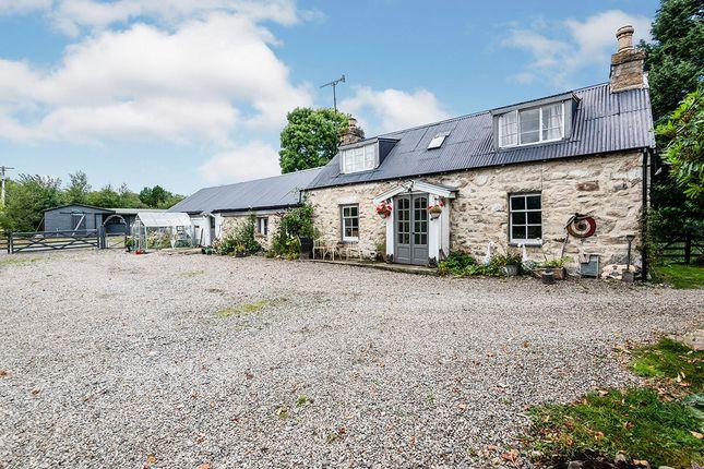 Thumbnail Detached house for sale in Migdale, Bonar Bridge, Ardgay, Highland