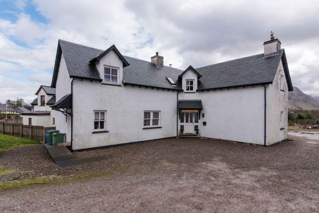 Thumbnail Detached house for sale in Old Banavie Road, Fort William, Highland