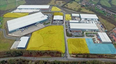 Thumbnail Commercial property for sale in Denby Hall Business Park, Denby, Derbyshire