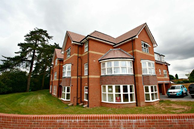 Thumbnail Flat to rent in The Hamptons, Hermitage Road, Solihull