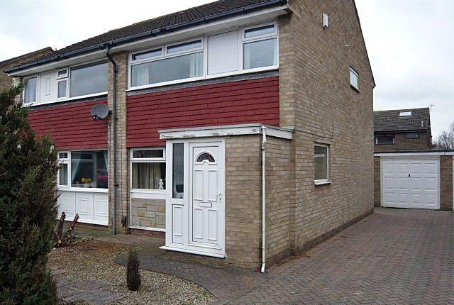 Semi-detached house to rent in Angrove Close, Levendale, Yarm, Cleveland