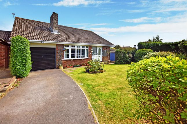 Thumbnail Detached bungalow for sale in Highfield Drive, Portishead, Bristol